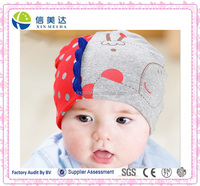 cotton giraffe hat for baby/newborn baby giraffe animal hat/cap