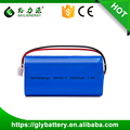 Wholesale prices high quality 7.4v 4400mah deep cycle battery battery lithium ion