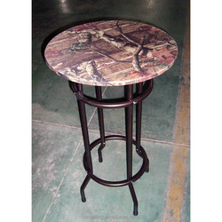 Outdoor Popular Chair Wooden Bar Table And Bar Stool