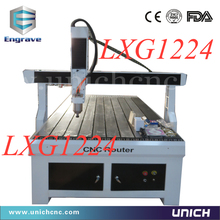 China jinan unich high performance cnc engraving cnc cutting cnc router machine price