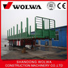 Hot Sale 60t Timber Transport Semi
