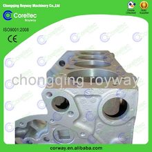 mini engine spare part Motorzylinder diesel motor block