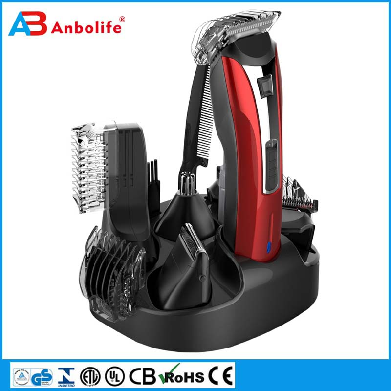 Adjustable head clamp electric man ice back hair shaver rechargeable shaver razor machine hair shaver