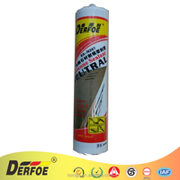 Factory Price Weather-Resistant Neutral Construction SS-N387 Silicone Sealant
