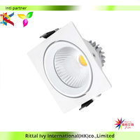 Manufacture Supply Ac100-260V Cob Led Downlights Most Popular High Quality Australian Standard