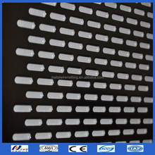 high quality aluminum Perforated Metal (golden supplier )