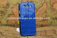 Leather cases for samsung i9300 Galaxy S3