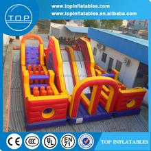 inflatable obstacle course,inflatables obstacle courses games