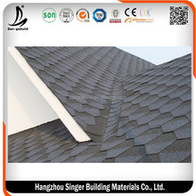 Hot Sale 3-tab Asphalt Shingle Tiles, Cheap Roof Building Material Made in China