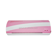 Portable desktop laminator for a4 size in Pink