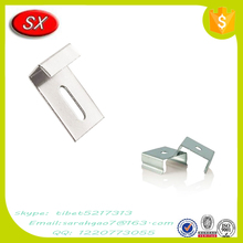 Customised clips replacement security metal clips, metal hanging clips