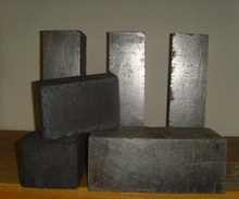 Good conductivity refractory magnesia carbon bricks for ladle