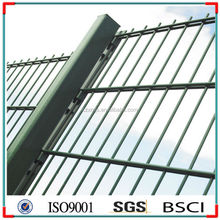 galvanized steel fence panels/stainless steel wall panels/clear panel fence panels