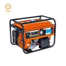 astra korea 5kw strong power silent 8500 13hp air cooled 220V 5000w tigmax gasoline inverter generator