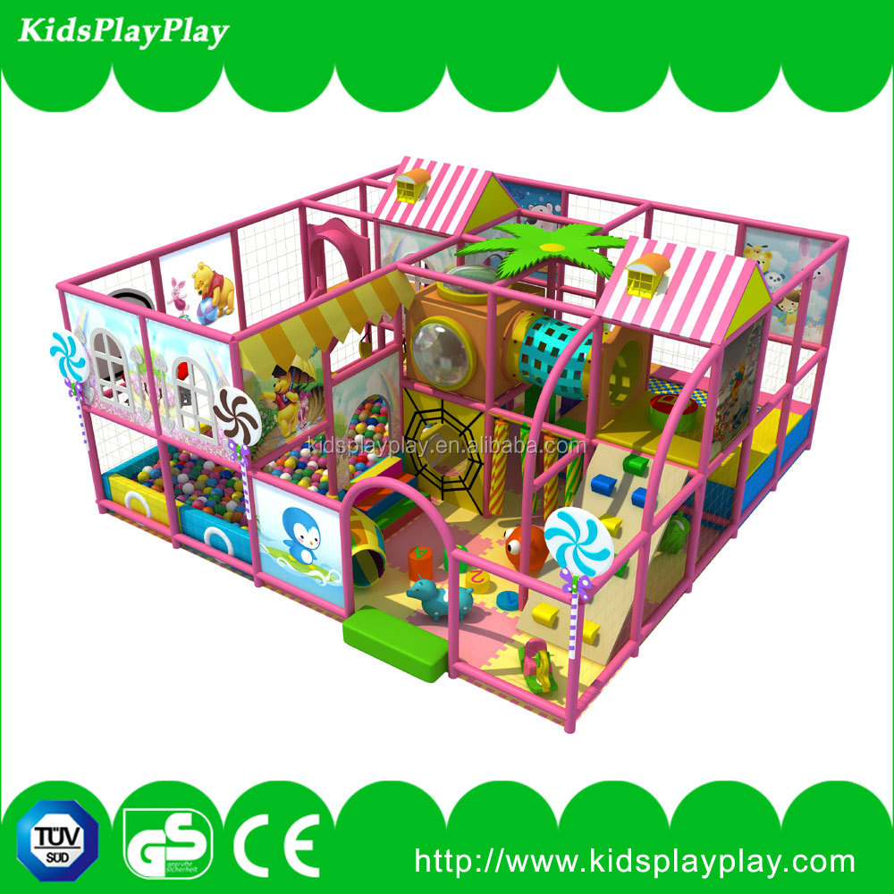 Dreamland playground for birthday party facilities