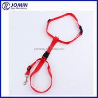 Fujian factory custom fashion running dog leash, wholesale belt bag for retractable dog leash