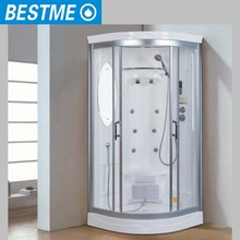 1000*1000*2150mm steam shower room with fashional design