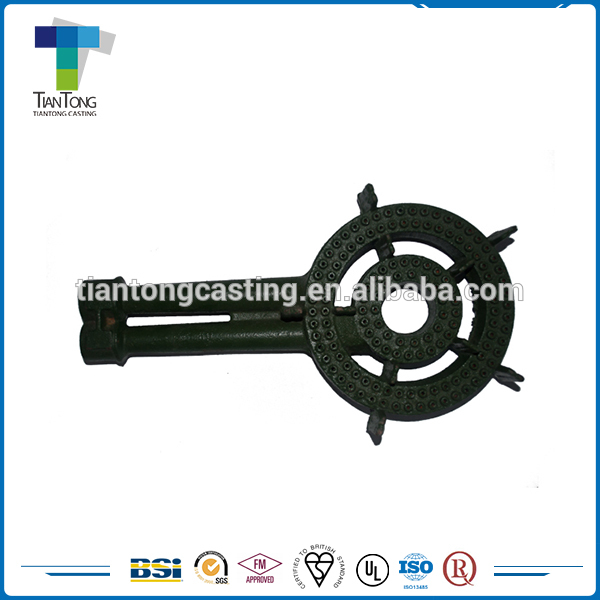 High quality gas burner for commercial cooking