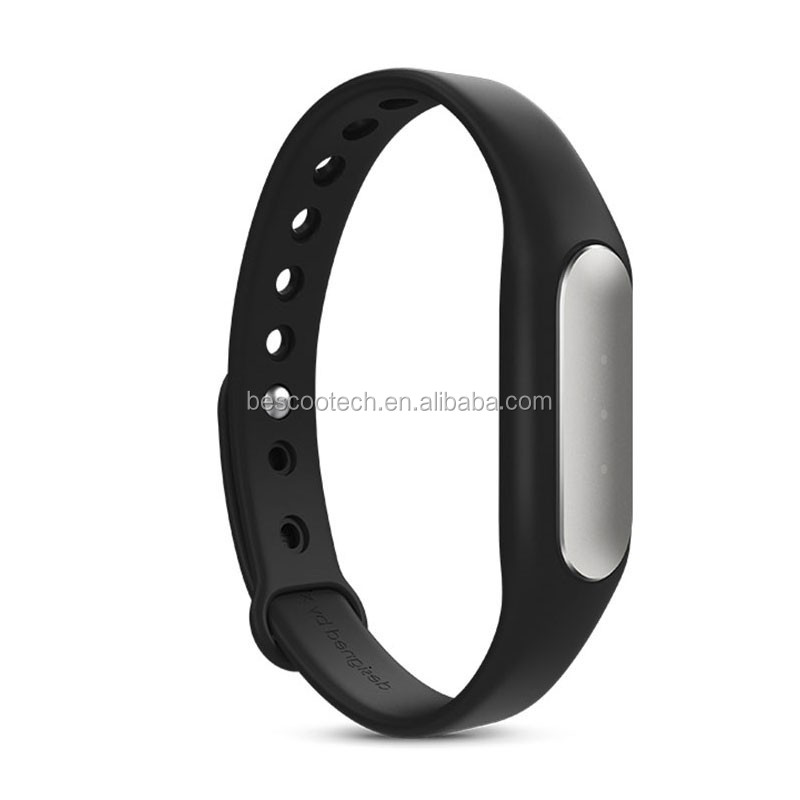 Original Xiaomi Mi Band 1S Bracelet MiBand Waterproof Smart Wristbands Heart Rate Monitor Unlock Xiaomi Phones