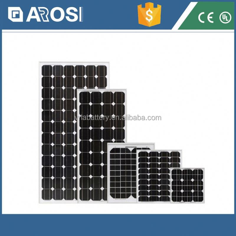 Shenzhen Manufacture 130w solar panel solar panel made in japan