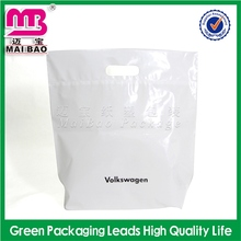 Guangdong manufacture pe clear food grade lamination slider bag