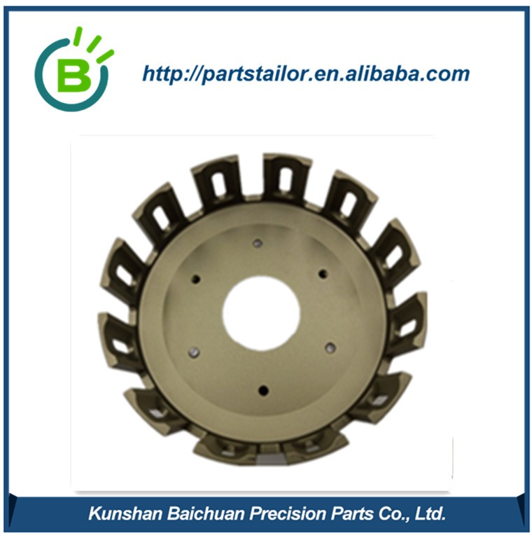 BCL 002 Experienced cnc machined spare part