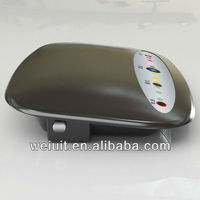 2013 new fashion innovative cute ozone car air refresher/ air cleaner/ air purifier
