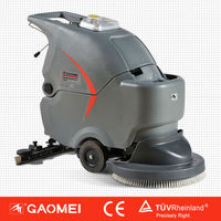 GM-56BT battery powered new design floor rubber scrubber