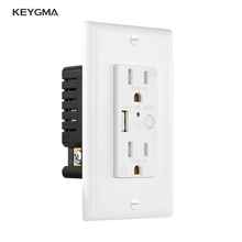 Keygma Wireless Smart Plug Outlet <strong>Switch</strong> and LED Indicator