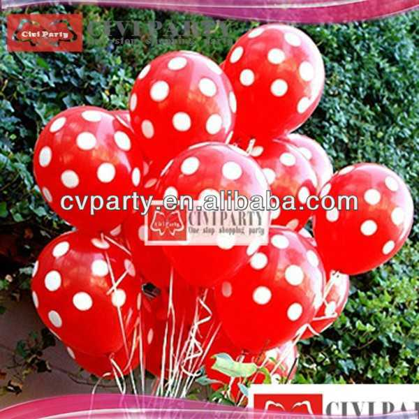 Cheap promotional advertising cheap party ballon suppliers qualatex balloons