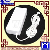 3 years warranty 12 volt 8 amp ac dc power adapter, switching power supply, transformador 100v 220v to 12v dc charger
