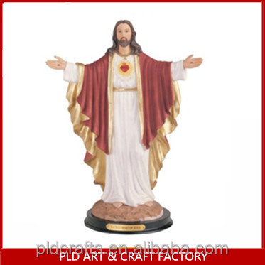 hot sale Jesus Figurine Baby Jesus statue wholesales for promotion