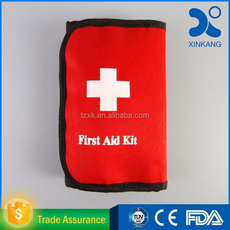 FDA/CE Approved Road trip Roadside Vehicle Emergency Kit/Roadside Anchor Emergency Kit