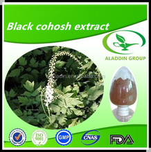 Black Cohosh P.E.Triterpene glycosides 2.5% ,5%, 8% (HPLC)