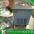 304Stainless steel in food cart move 360degrees thailand fry ice cream machine