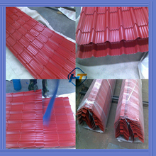 YX27-190-950-1100 RAL3011 Architectural Sheet Metal/corrugated metal roof