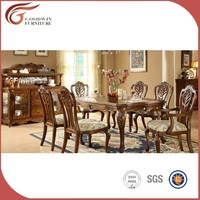 classic lroyal elegant appearance dining room set