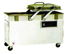 Double-chamber Vacuum Packager Machine