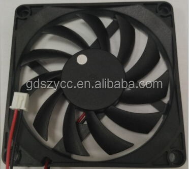 UL CE 8010 mm cooling fan 80x80x10 12v dc motor 3000rpm