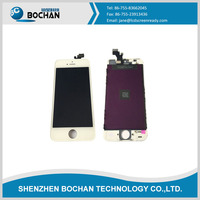 100% Original Lcd Touch Display Mobile Phone Screen for iphone 5 Replacement