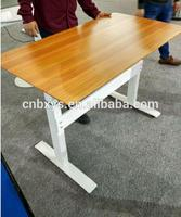 classic office desk design training table fold computer desk made in China