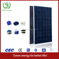 High quality PV China manufacturer standard solar panel module for home solar energy system