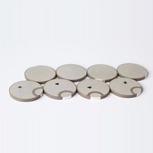Piezoelectric Ceramic Material 20mm Piezo Element for Medical Application