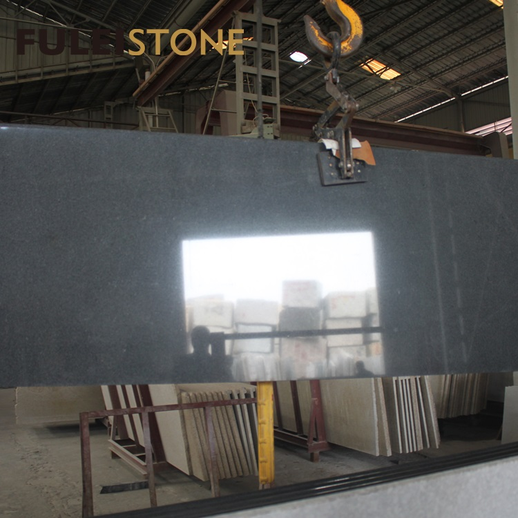 Cheap chinese polished rough sesame grey granite slabs price