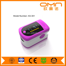 color OLED screen displays finger pulse oximeter walmart