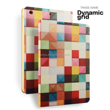 Hot various Smart Leather Case For iPad Mini 4 Flip Stand Cover