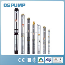Multistage Deep well submersible turbine pump 3 inch manufacturers