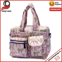 Fashion horse full printing Handbag Satchel Tote Bag