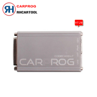 2016 Auto repair tool CarProg V7.28 full set 21 adapter programmer car prog ecu chip tuning tool with all softwares