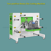 Circle knife Rotary Die Cutting Machine For PVC PET Label